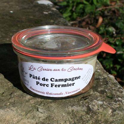 Pâté de Campagne Porc Fermier
