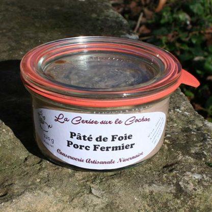 Pâté de Foie Porc Fermier